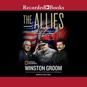 The Allies by  Winston Groom audiobook
