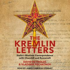 The Kremlin Letters by  audiobook