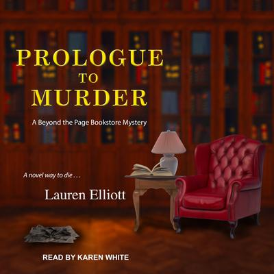 Prologue to Murder by Lauren Elliott audiobook