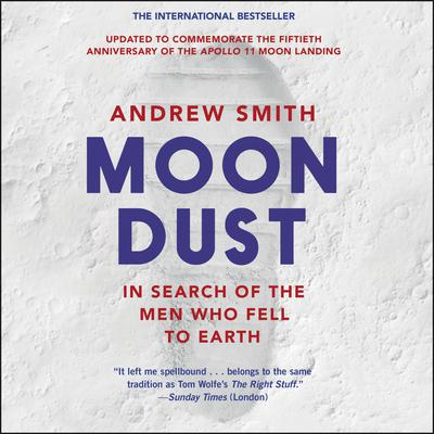 Moondust by Andrew Smith audiobook