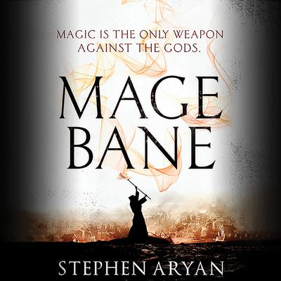 Magebane by Stephen Aryan audiobook