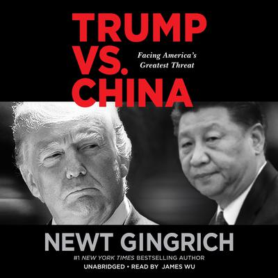Trump vs. China by Newt Gingrich audiobook