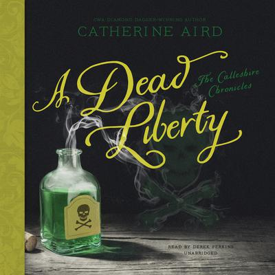 A Dead Liberty by Catherine Aird audiobook