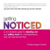 Getting Noticed by  Lindsay Teague Moreno audiobook