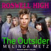 The Outsider by  Melinda Metz audiobook