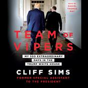 Team of Vipers by  Cliff Sims audiobook