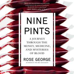 Nine Pints by Rose George audiobook