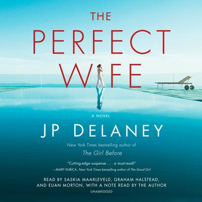 The Perfect Wife by JP Delaney audiobook