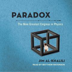 Paradox by Jim al-Khalili audiobook