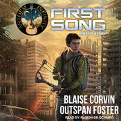 First Song by  Blaise Corvin audiobook