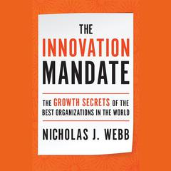 The Innovation Mandate by Nicholas J. Webb audiobook