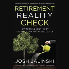 Retirement Reality Check by Josh Jalinski audiobook