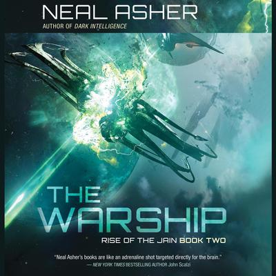 The Warship by Neal Asher audiobook
