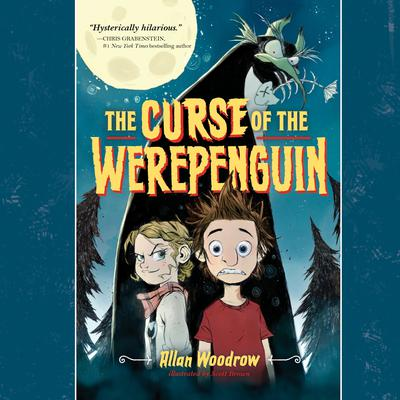 The Curse of the Werepenguin by Allan Woodrow audiobook