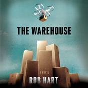 The Warehouse by  Rob Hart audiobook