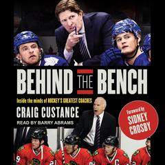 Behind the Bench by Craig Custance audiobook