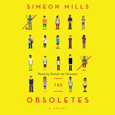 The Obsoletes by Simeon Mills audiobook