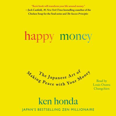 Happy Money by Ken Honda audiobook