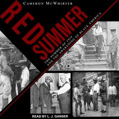 Red Summer by Cameron McWhirter audiobook