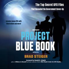 Project Blue Book by Brad Steiger audiobook