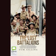 Lost Battalions by Tom Gilling audiobook