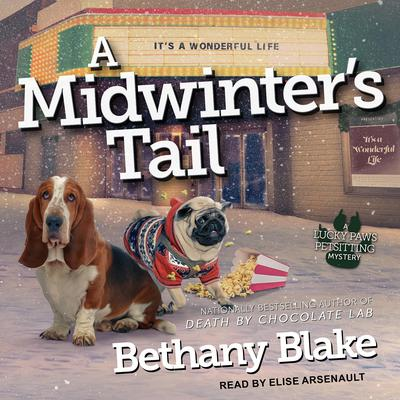 A Midwinter's Tail by Bethany Blake audiobook
