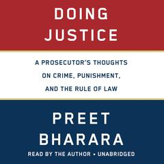 Doing Justice by Preet Bharara audiobook