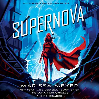 Supernova by Marissa Meyer audiobook