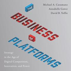 The Business of Platforms by Michael A. Cusumano audiobook