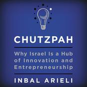 Chutzpah by  Inbal Arieli audiobook