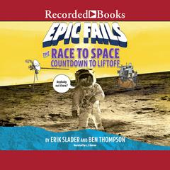 The Race to Space by Ben Thompson audiobook