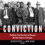 Conviction by  John Nicks audiobook