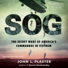 SOG by John L. Plaster audiobook