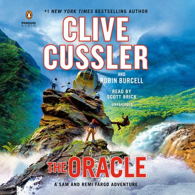 The Oracle by Clive Cussler audiobook