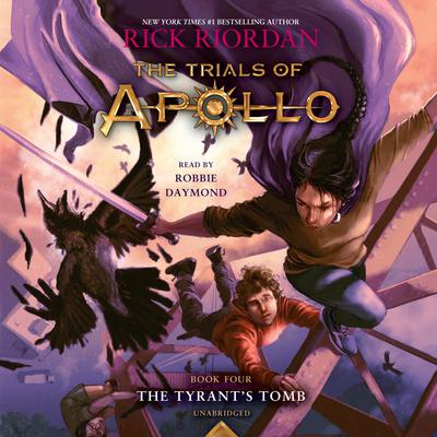 The Tyrant's Tomb by Rick Riordan audiobook