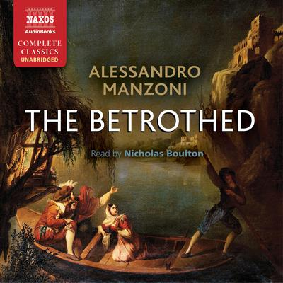The Betrothed by Alessandro Manzoni audiobook