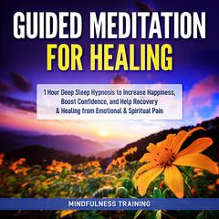 Guided Meditation for Healing by Mindfulness Training audiobook