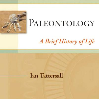 Paleontology by Ian Tattersall audiobook