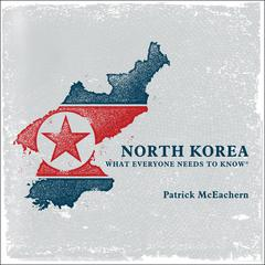 North Korea by Patrick McEachern audiobook