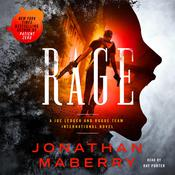 Rage by  Jonathan Maberry audiobook