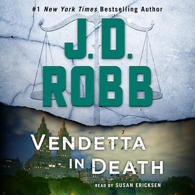 Vendetta in Death by J. D. Robb audiobook