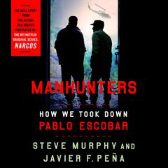 Manhunters by Steve Murphy audiobook