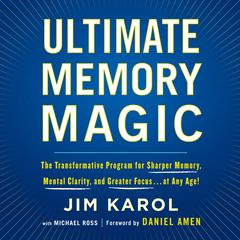 Ultimate Memory Magic by Michael Ross audiobook