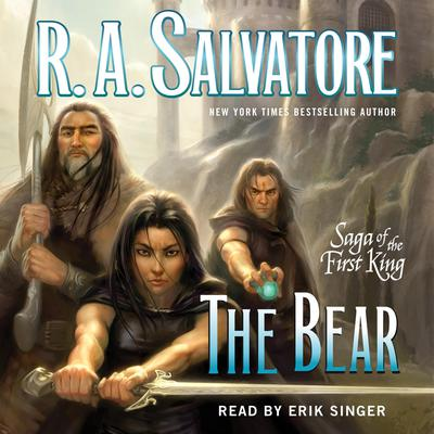 The Bear by R. A. Salvatore audiobook