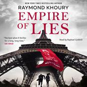 Empire of Lies<br> by  Raymond Khoury audiobook