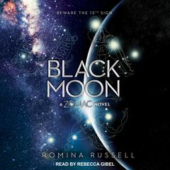 Black Moon by Romina Russell audiobook