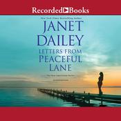 Letters from Peaceful Lane by  Janet Dailey audiobook