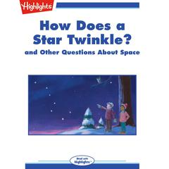 How Does a Star Twinkle?