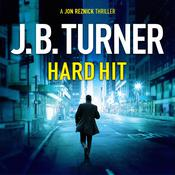 Hard Hit by  J. B. Turner audiobook