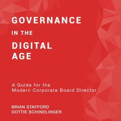 Governance in the Digital Age by Dottie Schindlinger audiobook